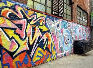 Anti-graffiti produkter